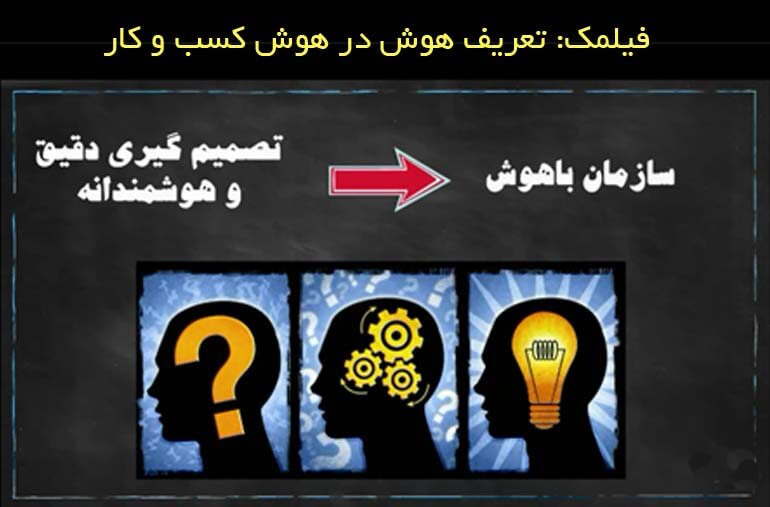 Business Intelligence هوش تجاری