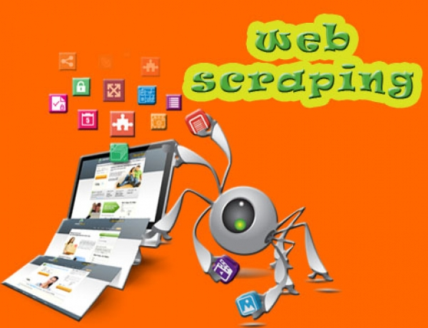 تکنیک Web Scraping